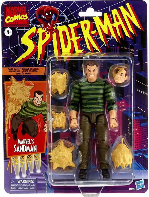 Marvel Legends Sandman Action Figure (Pre-Order ships October)