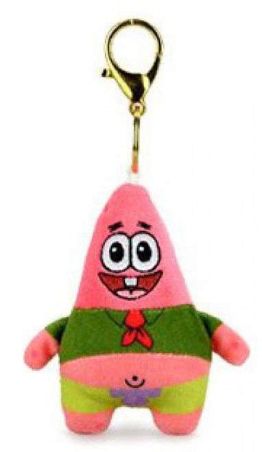 Nickelodeon Spongebob Squarepants Kamp Koral Patrick 3-Inch Plush Charm (Pre-Order ships December)