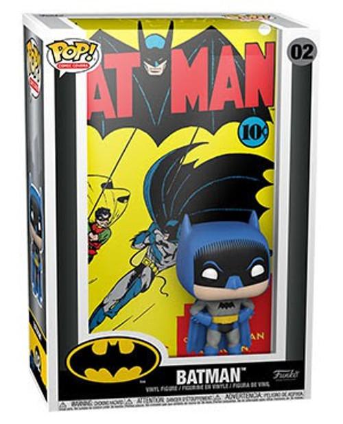 Funko DC POP! Comic Cover Batman #1 Vinyl Figure (Pre-Order ships November)
