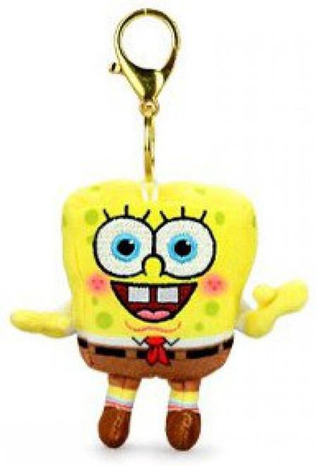 Nickelodeon Spongebob Squarepants Kamp Koral Spongebob 3-Inch Plush Charm (Pre-Order ships December)