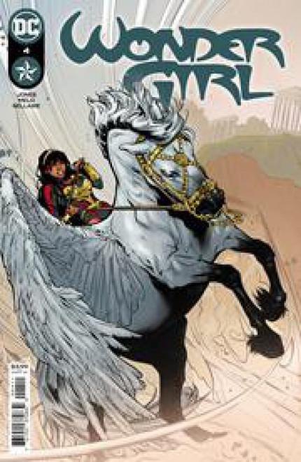 DC Wonder Girl #4A Comic Book (Pre-Order ships January)