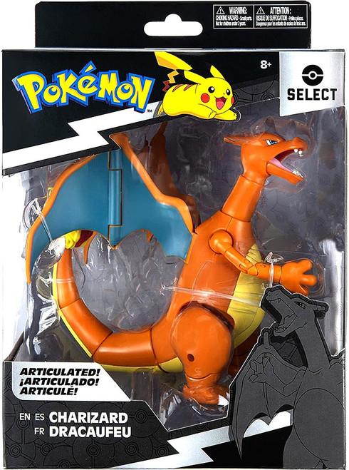 Pokemon Select Series 1 Charizard Exclusive Action Figure
