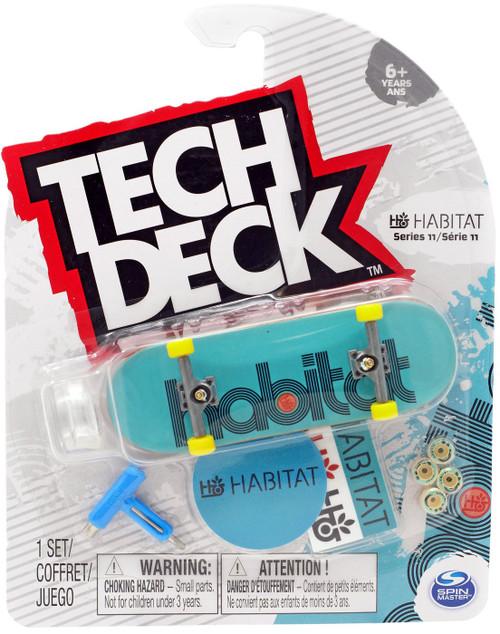 Tech Deck Series 11 Habitat 96mm Mini Skateboard