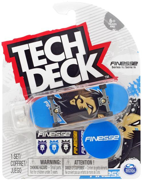 Tech Deck Series 11 Finesse 96mm Mini Skateboard [Lion]