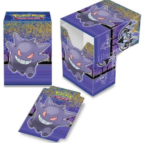 Ultra Pro Pokemon Trading Card Game Gallery Series Haunted Hollow Deck Box (Pre-Order ships January)