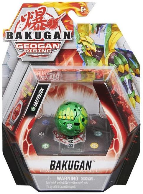 Geogan Rising Bakugan Harperion Single Figure & Trading Card