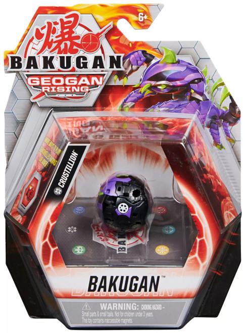 Geogan Rising Bakugan Crustillion Single Figure & Trading Card