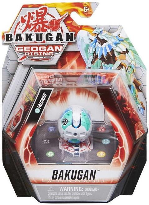 Geogan Rising Bakugan Falcron Single Figure & Trading Card