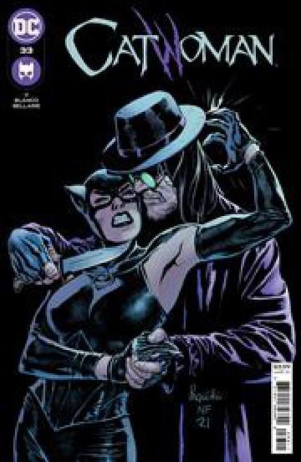 DC Comics Catwoman #33A Comic Book