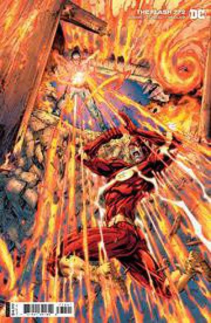DC Comics Flash, (2021) #772B Comic Book [Brett Booth Variant]