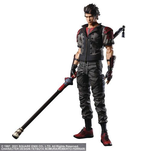 Play Arts Kai Final Fantasy VII Remake Sonon Kusakabe Action Figure (Pre-Order ships November 2022)