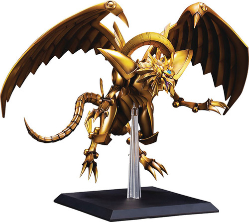 YuGiOh ArtFXJ Winged Dragon of Ra 12-Inch Collectible PVC Statue (Pre-Order ships April)