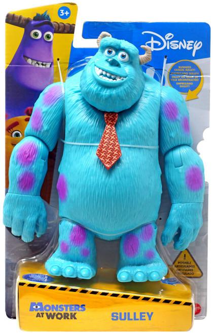 Disney / Pixar Monsters Inc Monsters at Work Sulley Action Figure