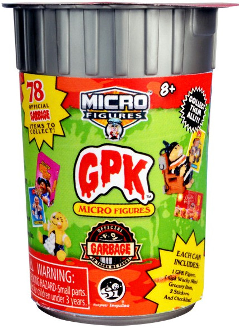 Garbage Pail Kids Micro Figures GPK Collection Series 1 Mystery Pack (Pre-Order ships March)