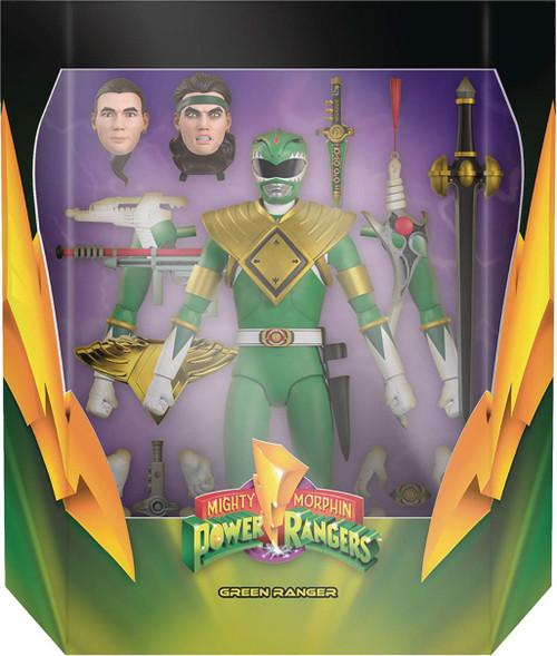Mighty Morphin' Power Rangers Ultimates Green Ranger Action Figure (Pre-Order ships June 2022)