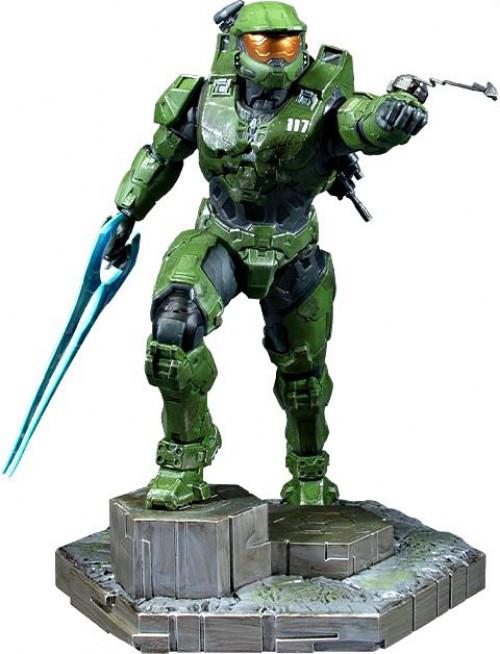 Halo Infinite Master Chief 10-Inch PVC Statue [Grappleshot] (Pre-Order ships January)
