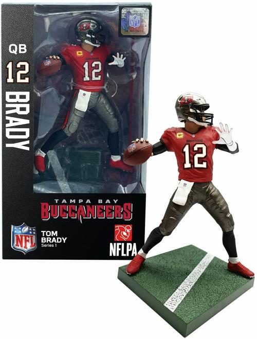 NFL Tampa Bay Buccaneers Tom Brady Action Figure [Regular Version] (Pre-Order ships October)