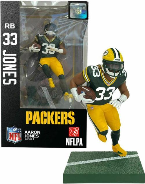 NFL Green Bay Packers Aaron Jones Action Figure [Regular Version] (Pre-Order ships October)