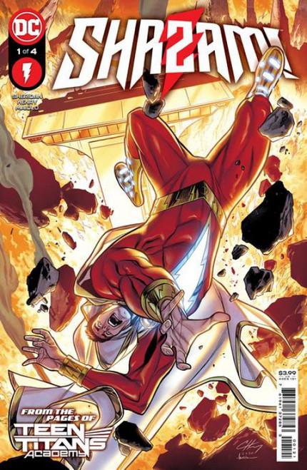 DC Comics Shazam #1A Comic Book