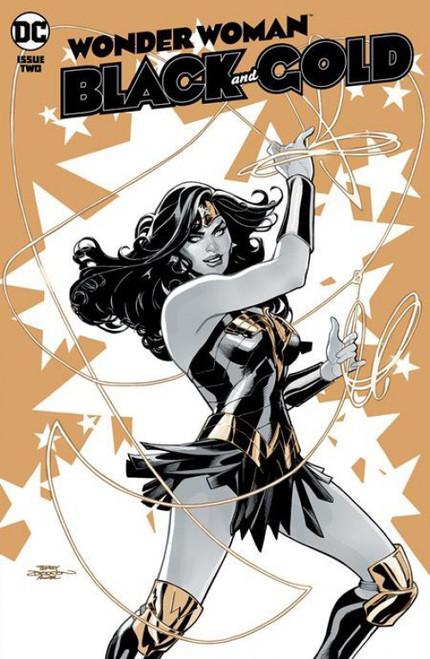 DC Comics Wonder Woman Black & Gold #2A Comic Book