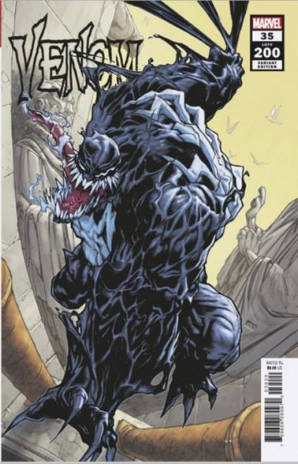 Marvel Venom, Vol. 4 #35N Comic Book [Ramos Variant]