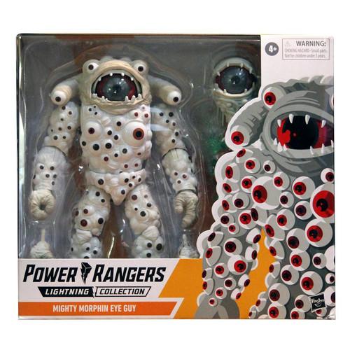 Power Rangers Mighty Morphin Lightning Collection Eye Guy Deluxe Action Figure (Pre-Order ships September)