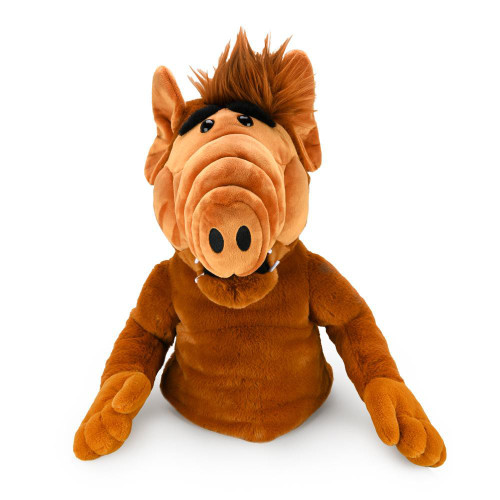 ALF 18-Inch Plush Hand Puppet (Pre-Order ships January)