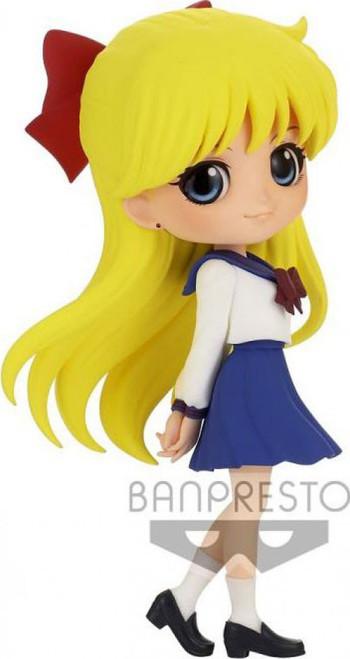 Sailor Moon: Eternal Q Posket Minako Aino 5.5-Inch Collectible Figure (Pre-Order ships January)