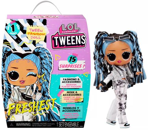 LOL Surprise Tweens Series 1 Freshest Fashion Doll