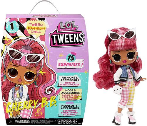 LOL Surprise BTW Series 1 Cherry B.B. Fashion Doll