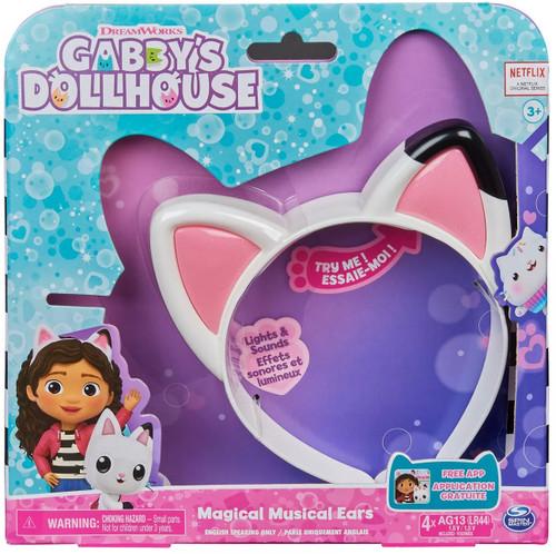 Gabby's Dollhouse Magical Musical Ears