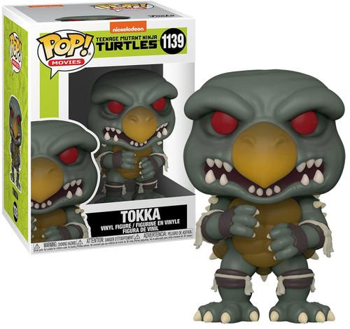 Funko Teenage Mutant Ninja Turtles Secret of the Ooze Tokka Vinyl Figure #1139 (Pre-Order ships November)