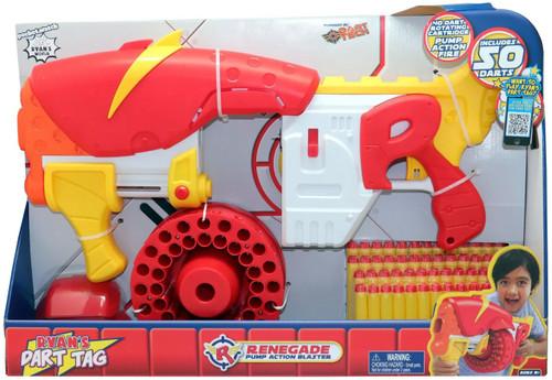 Ryan's World Ryan's Dart Tag Renegade Blaster