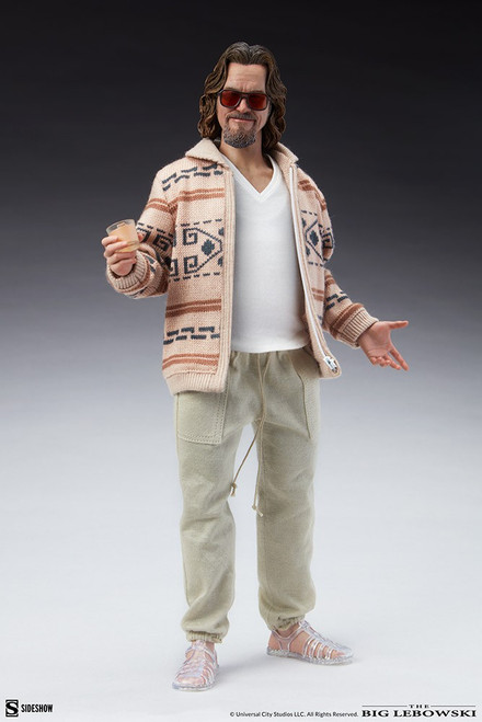 The Big Lebowski The Dude Collectible Figure (Pre-Order ships July 2022)