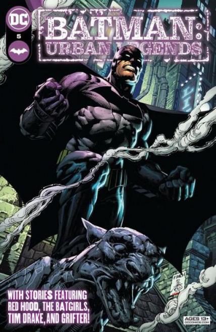 DC Comics Batman: Urban Legends #5A Comic Book