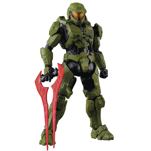 Halo Infinite Halo RE:EDIT Master Chief Exclusive Action Figure [Mjolnir MK VI [GEN 3], PX Previews Exclusive] (Pre-Order ships January)