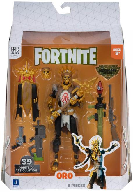 Fortnite Legendary Series Oro Action Figure