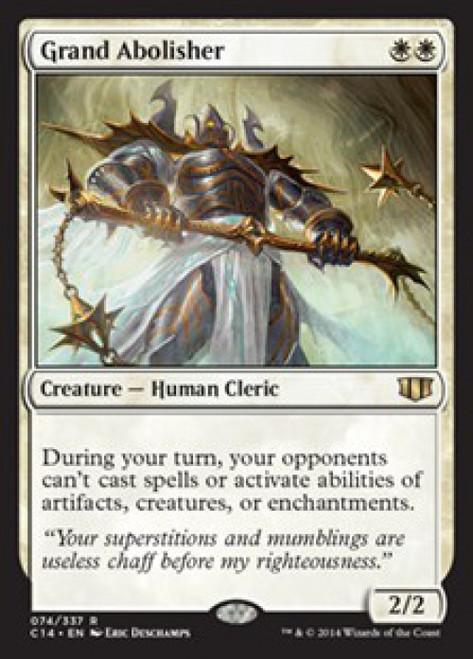 MtG 2014 Commander Rare Grand Abolisher #74