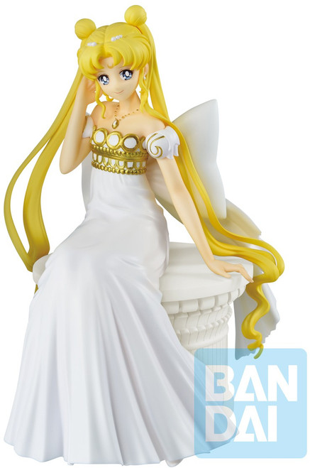 Sailor Moon Eternal Ichiban Princess Serenity 5.1-Inch Collectible PVC Figure [Princess Collection] (Pre-Order ships January)