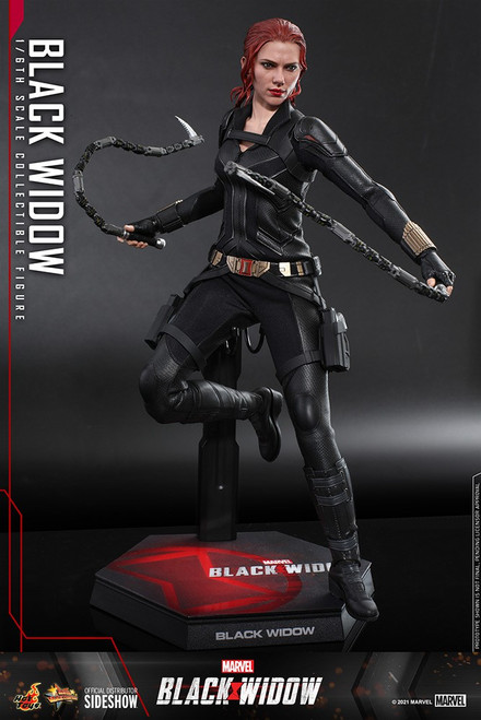Marvel Movie Masterpiece Black Widow Collectible Figure (Pre-Order ships January 2023)
