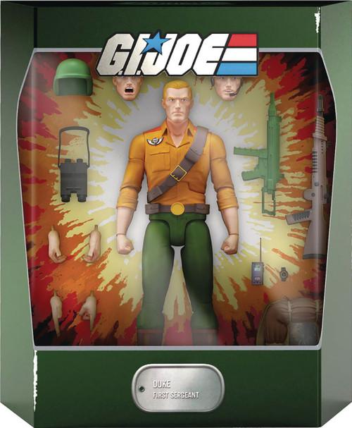 GI Joe Ultimates Duke Action Figure (Pre-Order ships June 2022)