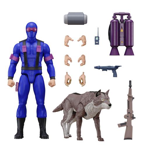 GI Joe Ultimates Snake Eyes Action Figure (Pre-Order ships June 2022)