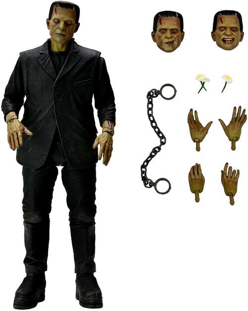 NECA Universal Monsters Frankenstein's Monster Action Figure [Ultimate Version, Full Color] (Pre-Order ships September)
