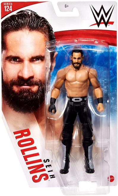 WWE Wrestling Series 124 Seth Rollins Action Figure (Pre-Order ships September)