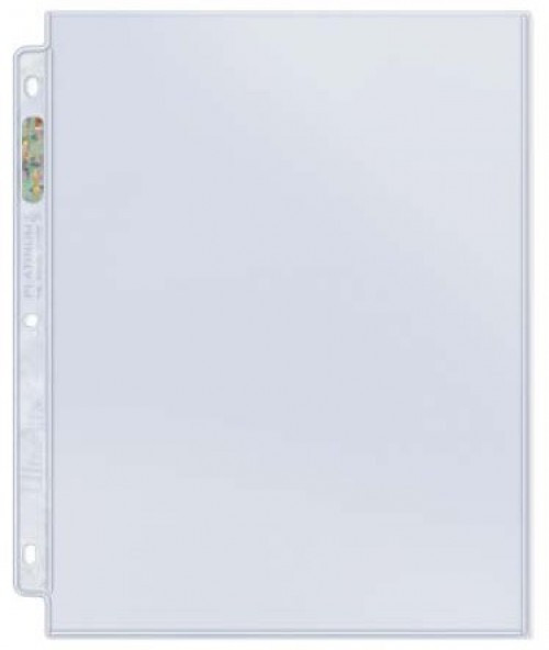 Ultra Pro Card Supplies Hologram Series 1-Pocket Pages [100 Pages]