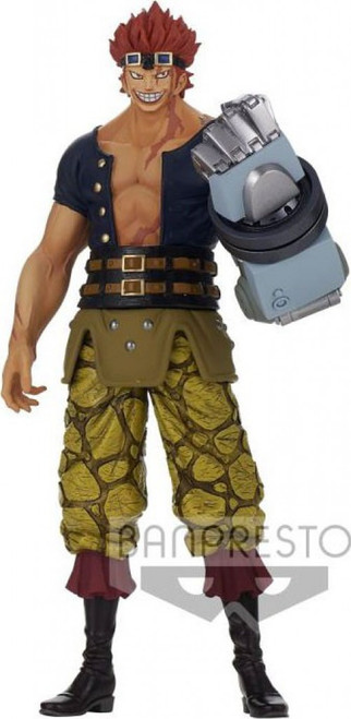 One Piece DFX The Grandline Men Wano Country Vol.16 Eustass Kid 6.9-Inch Collectible PVC Figure [Version 2] (Pre-Order ships January)