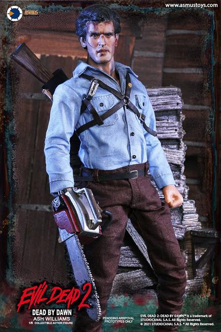 Asmus Toys Evil Dead Ash Williams Collectible Figure (Pre-Order ships June)