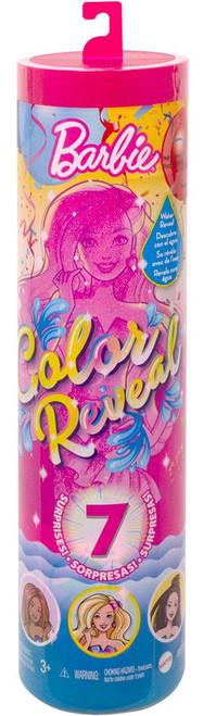 Color Reveal Fiesta Series Barbie Surprise Doll (Pre-Order ships September)