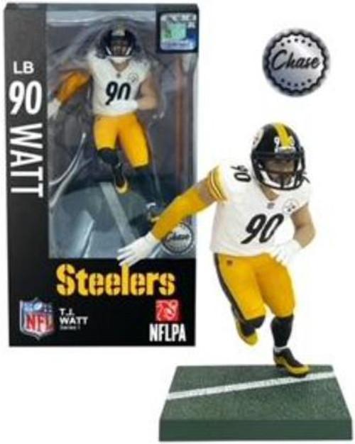 NFL Pittsburgh Steelers T.J. Watt Action Figure [Chase Version] (Pre-Order ships October)