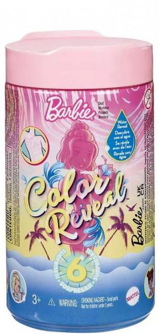 Barbie Color Reveal Sand & Sun Series Chelsea Surprise Doll